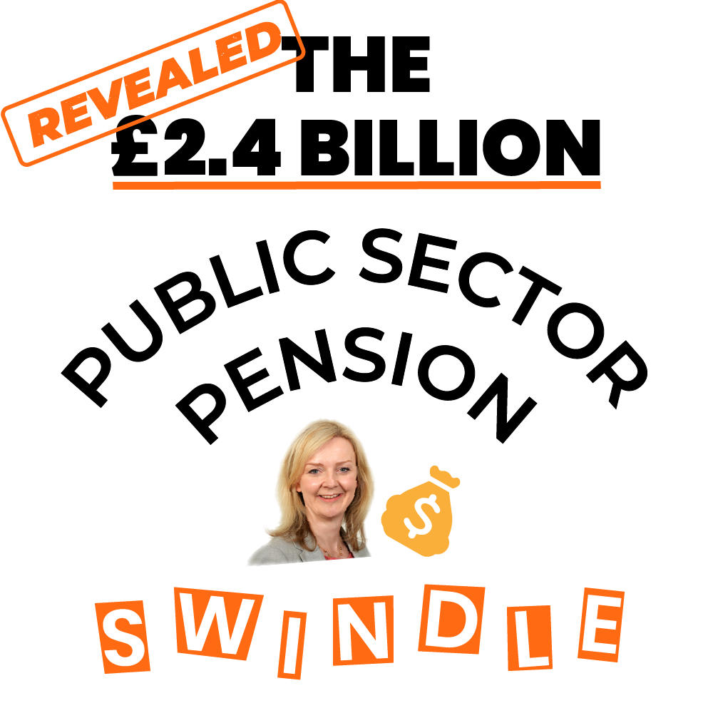 pension swindle